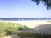 der Strand von Mönkebude