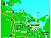 Karte Stettiner-Haff